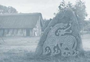 Runenstein, Ribe